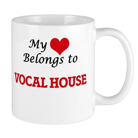 My heart belongs to vocal house mugs by admin cp10501932 for 90s vocal house