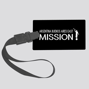 Argentina, Buenos Aires East Mis Large Luggage Tag