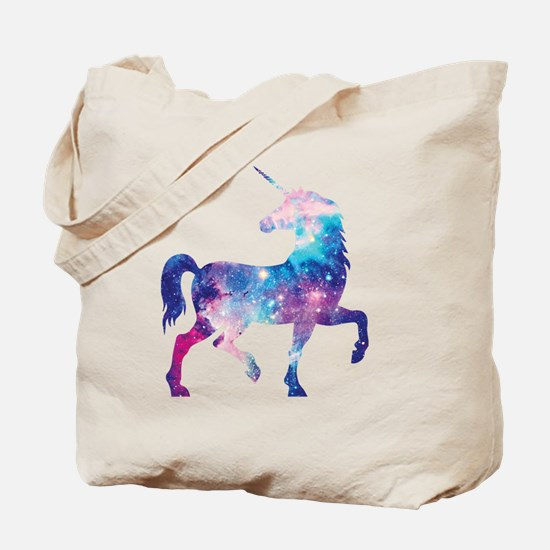 Cool Pink unicorn Tote Bag