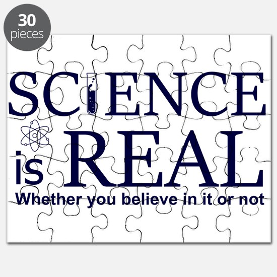 Science is Real Puzzle