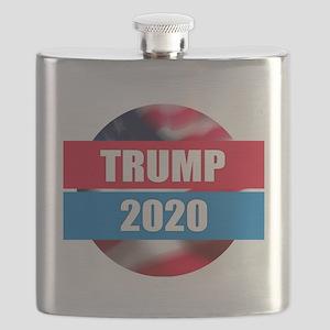 Trump 2020 Flask