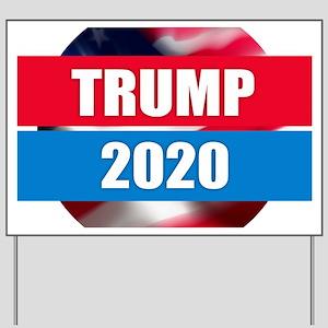 Trump 2020 Yard Sign