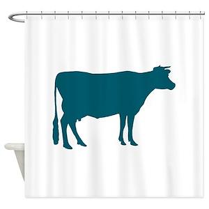 Heifer Shower Curtains