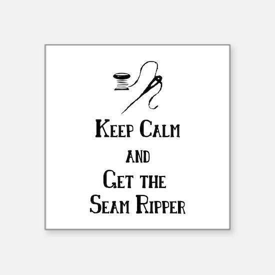 Get the Seam Ripper Sticker