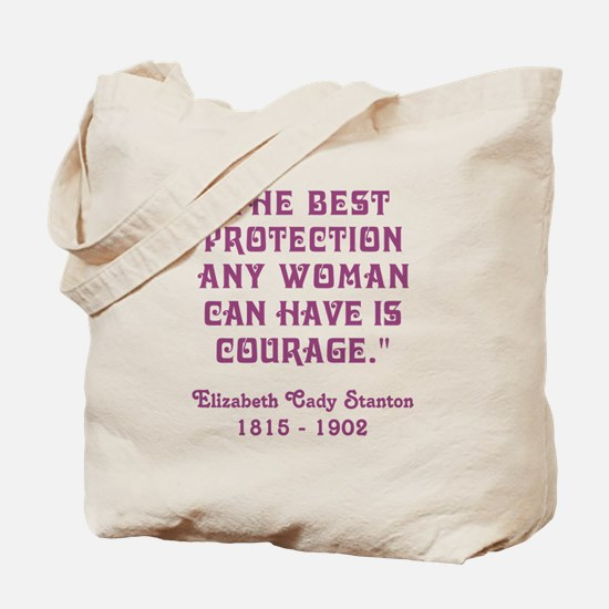 THE BEST PROTECTION... Tote Bag