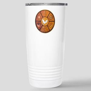 Interfaith Symbol - Stainless Steel Travel Mug