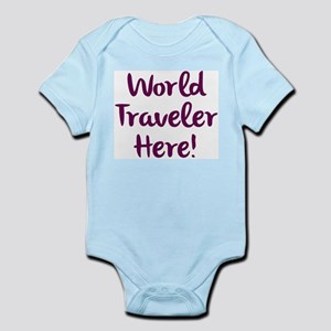 World Traveler Body Suit