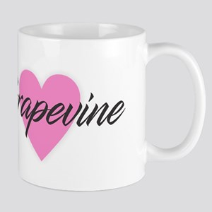 I Heart Grapevine Mugs