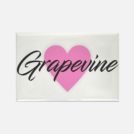 I Heart Grapevine Magnets