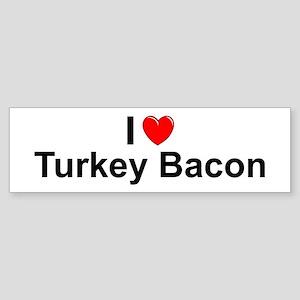 Turkey Bacon Sticker (Bumper)
