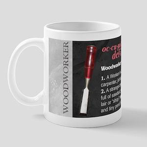 Woodworker Mug