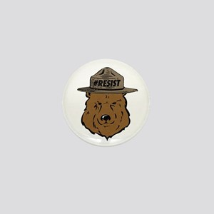 Alt National Park Service Mini Button