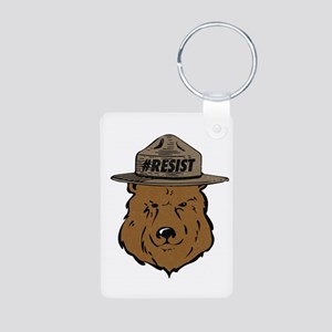Alt National Park Service Keychains