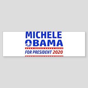 Michelle Obama 2020 designs Bumper Sticker