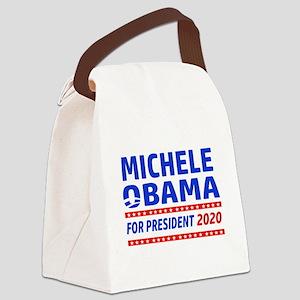 Michelle Obama 2020 designs Canvas Lunch Bag