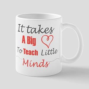 little minds Mugs