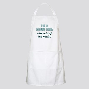 I'M A GOOD GIRL Apron