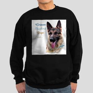 German Shepherd Best Friend Sweatshirt