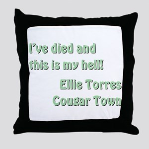 THIS IS MY HELL! Throw Pillow
