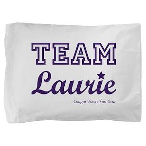 TEAM LAURIE Pillow Sham