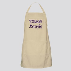 TEAM LAURIE Apron