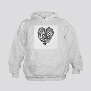 Heart of flowers Sweatshirt