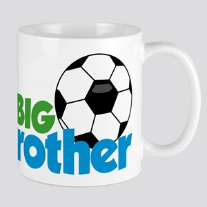 Soccer Big Brother Mugs