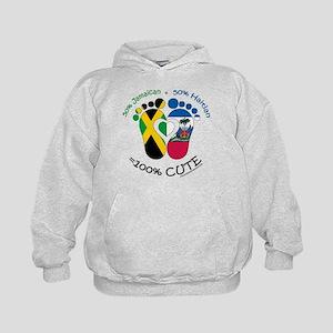 Jamaican Haitian Baby Sweatshirt