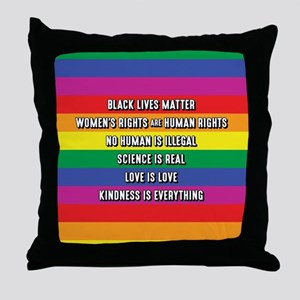 The Truth Throw Pillow