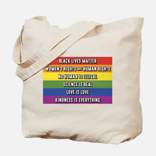 The Truth Tote Bag