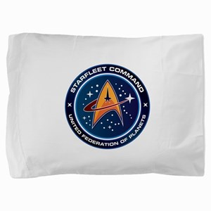 Star Trek Federation Of Planets Pillow Sham
