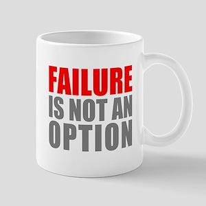 Failure-not-Option Mug