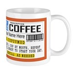 Personalized Prescription Coffee Mugs
