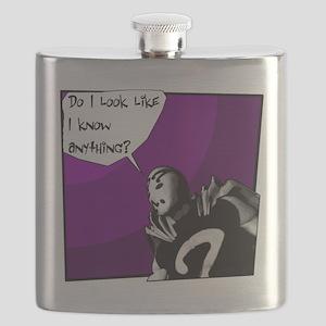 Guerrilla Agnostic Flask