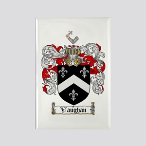 Vaughan Coat of Arms Rectangle Magnet (10 pack)