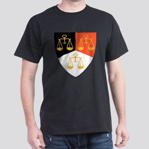 Phi Mu Delta Pin Dark T-Shirt