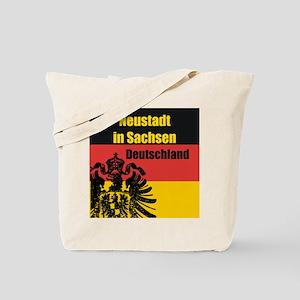 Neustadt in Sachsen  Tote Bag