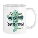 Romans 1:15 Mugs