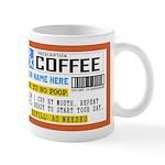 Personalize Prescription Coffee Mugs