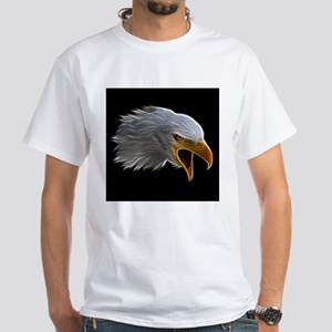 American Bald Eagle Head T-Shirt