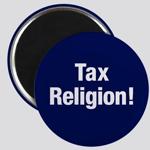 Tax Religion Magnet