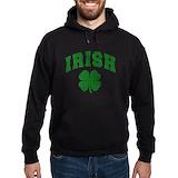 Irish Dark Hoodies