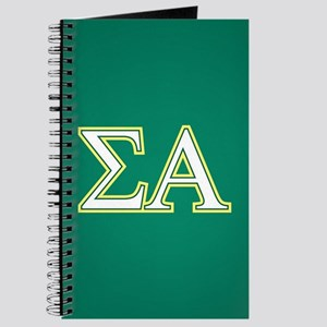 Sigma Alpha Letters Journal
