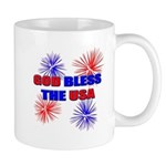 God Bless the USA Mug