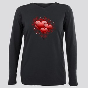 7ba82ffcb97 Valentines Day Women s Plus Size T-Shirts - CafePress