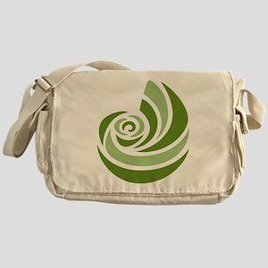 Kappa Delta Shell Messenger Bag