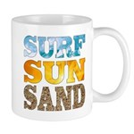 Surf/Sun/Sand Mug