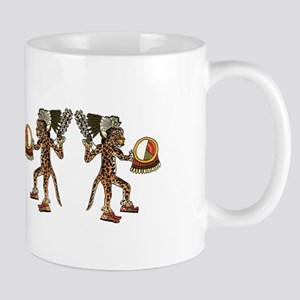 WARRIORS Mugs