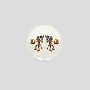 WARRIORS Mini Button
