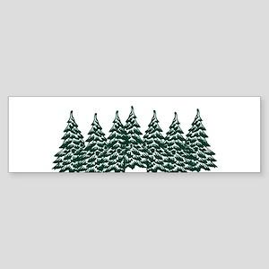 FOREST Bumper Sticker